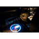 BMW / LED logo osvetlitev vrat / M