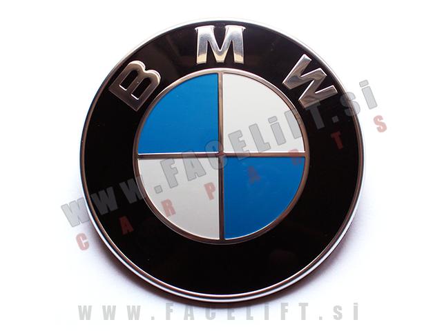 BMW emblem / 74mm
