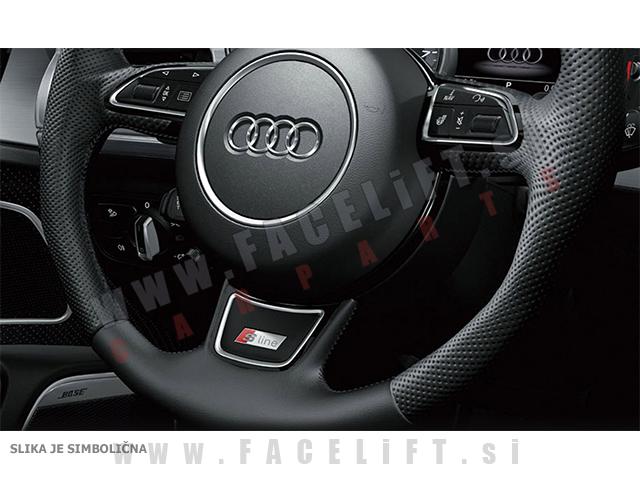 Audi / RS emblem (3D nalepka) za volan