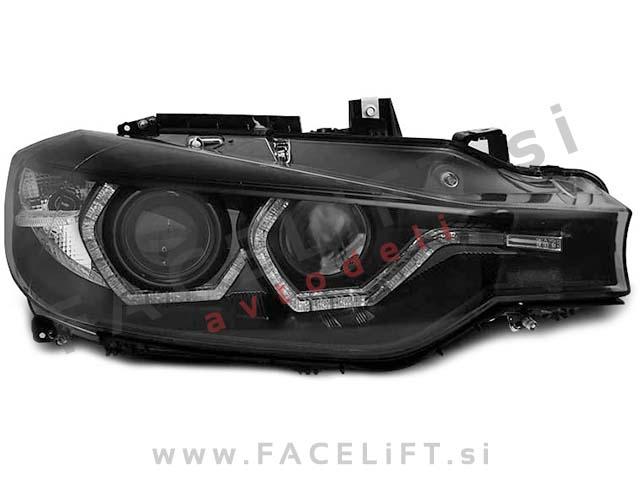 BMW 3 / F30 F31 (11-15) / žarometi / DRL