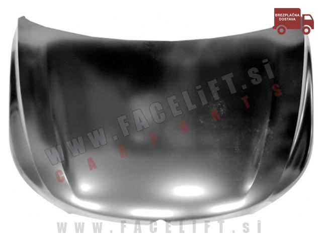 Citroen C-Elysee / (12-17) / pokrov motorja