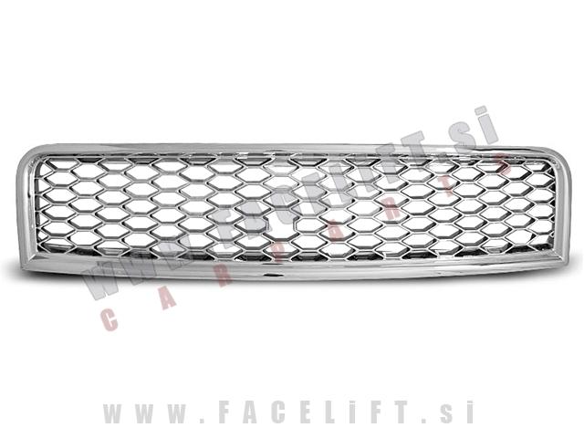 Audi A4 / B6 8E (00-04) / maska / RS izgled / kromirana