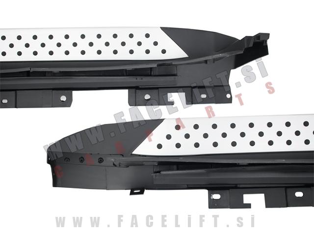 BMW X3 / F25 (10-17) / bočne stopnice