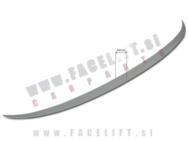 BMW 5 / F10 Limuzina (10-17) / lip spojler za prtljažnik / M5 (manjša izvedba)