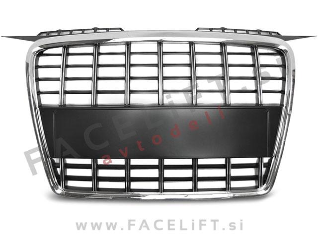 Audi A3 / 8P (04-08) / maska / S8 izgled