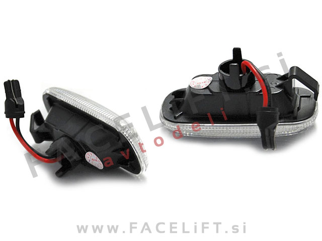 Audi / bočni LED smerniki