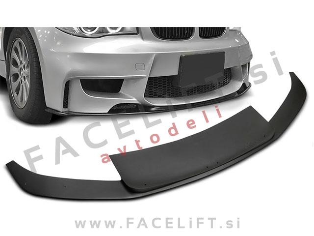 BMW 1 / E82 E88 (07-13) / podaljšek sprednjega M1 odbijača / M-Performance