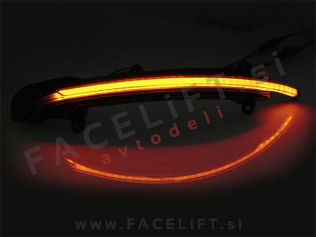 Audi / dinamični LED smerniki bočnih ogledal