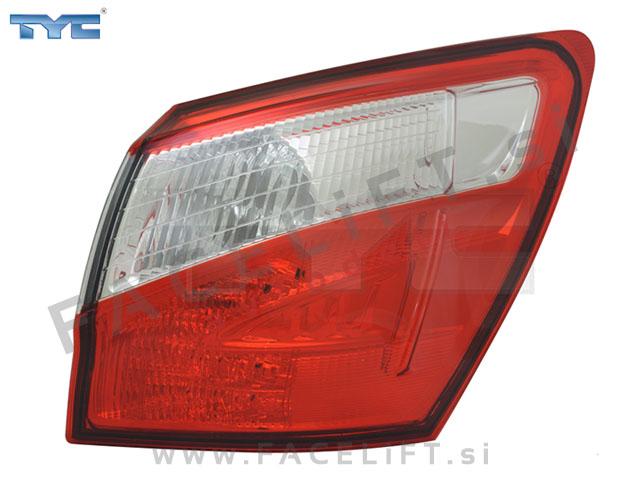 Nissan Qashqai / J10 (10-14) / zadnja zunanja LED luč / desna