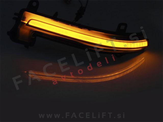 BMW 2 / F22 F23 (13- ) / dinamični LED smerniki bočnih ogledal / DTS