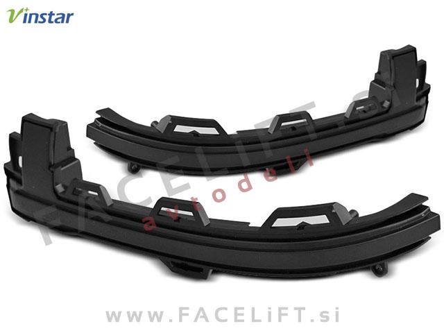 BMW X5 / F15 (13-18) / dinamični LED smerniki bočnih ogledal / DTS