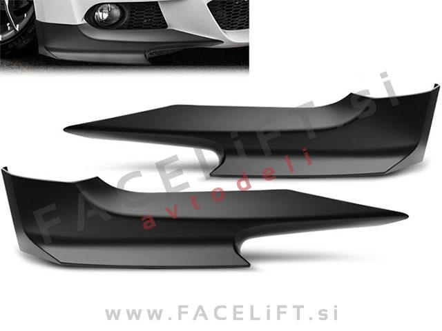 BMW 3 / E92 E93 (06-10) / splitterji sprednjega M odbijača
