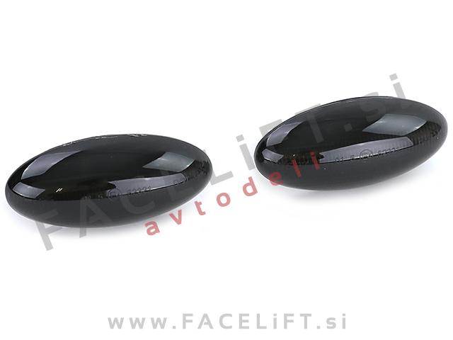 Citroen Berlingo 02- dynamic LED side indicators smoke