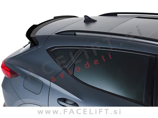 Cupra Formentor 20- roof spoiler black (matt)