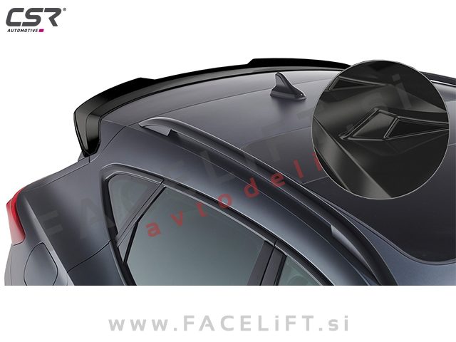 Cupra Formentor 20- roof spoiler black (glossy)
