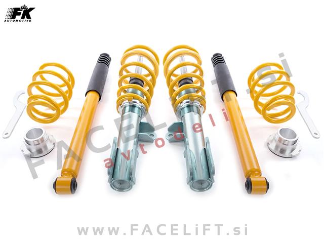 Mercedes CLA C117 13-18 coilover kit FK