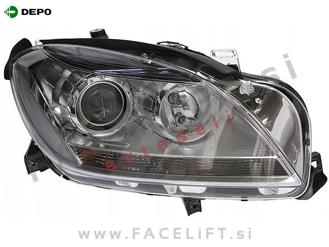 Mercedes ML W166 11-15 headlight right