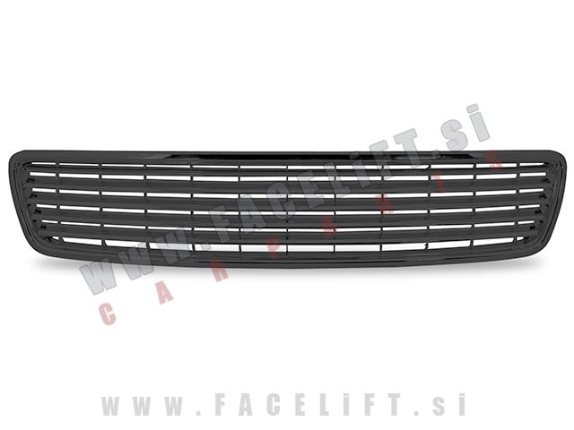 Audi A4 / B5 (94-01) / maska brez emblema / črna