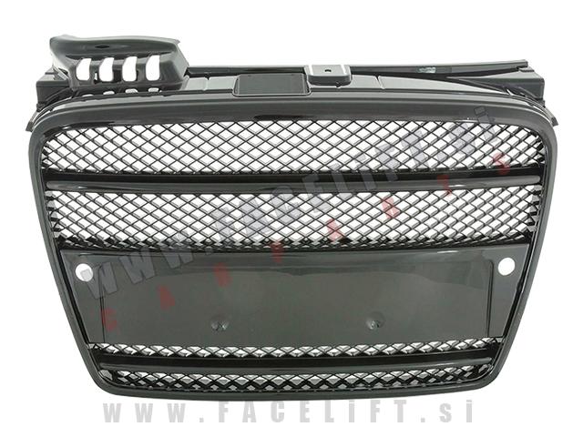 Audi A4 / B7 8E (04-08) / maska / PDC
