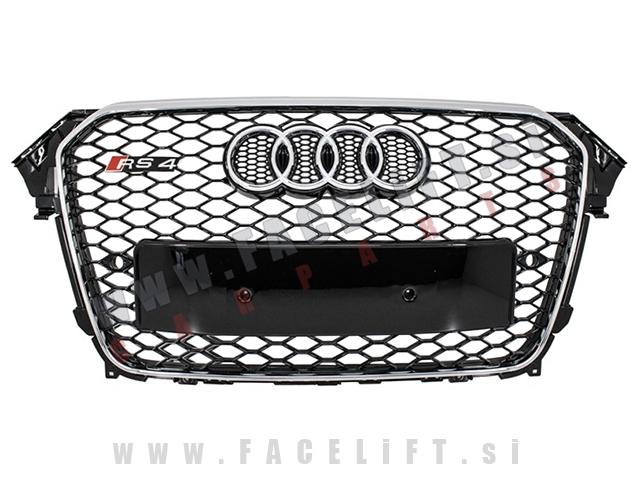 Audi A4 / B8 (11-15) / maska RS4