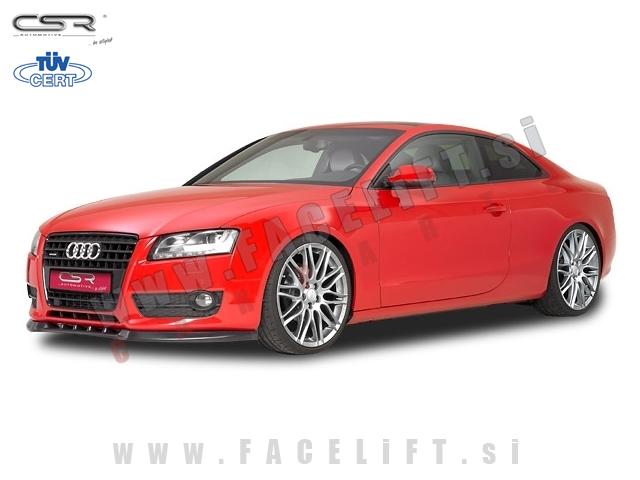Audi A5 / 8F 8T (07-11) / podaljšek sprednjega odbijača