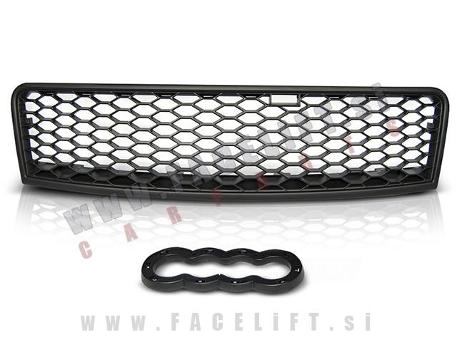 Audi A6 / C5 4B (01-04) / maska / RS izgled / črna (mat)