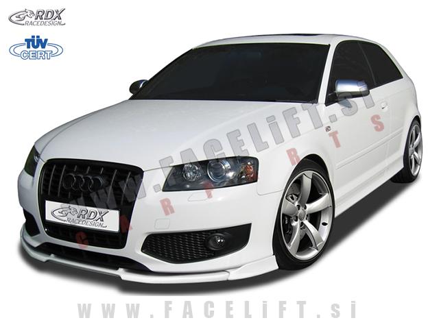 Audi S3 / 8P (06-08) / podaljšek sprednjega odbijača