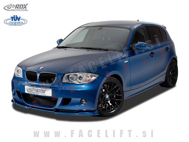 BMW 1 / E81 E87 M (04-11) / podaljšek sprednjega odbijača