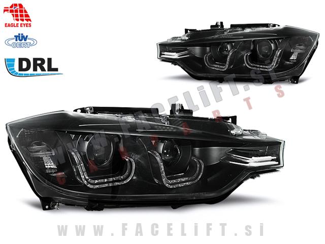 BMW 3 / F30 F31 (11- ) / žarometi