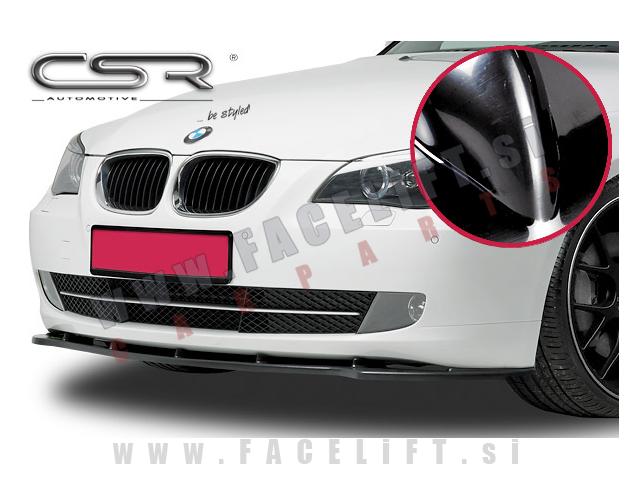 BMW 5 / E60 E61 (07-10) / podaljšek sprednjega odbijača