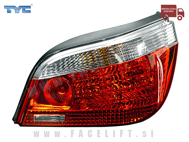 BMW 5 / E60 Limuzina (03-07) / zadnja luč / desna