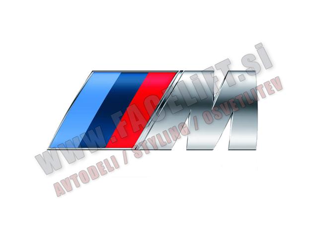 BMW / M emblem za pritrditev na ledvičke