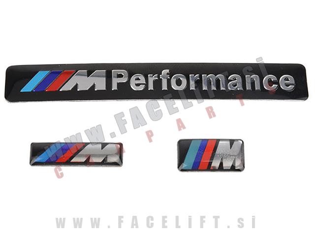 BMW / M-Performance nalepke
