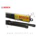 Brisalna metlica / zadaj / BOSCH A400H