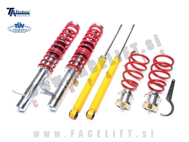 Ford Focus / (98-04) / nastavljivo vzmetenje TA-Technix
