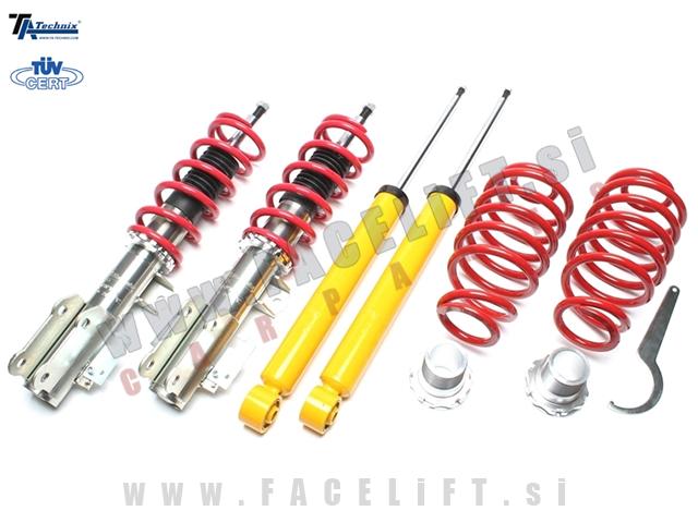 Opel Astra J / (09-15) / nastavljivo vzmetenje TA-Technix