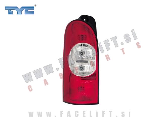 Opel Movano / (03-10) / zadnja luč / leva