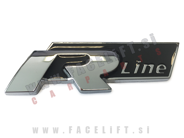 VW / R-Line emblem (nalepka)