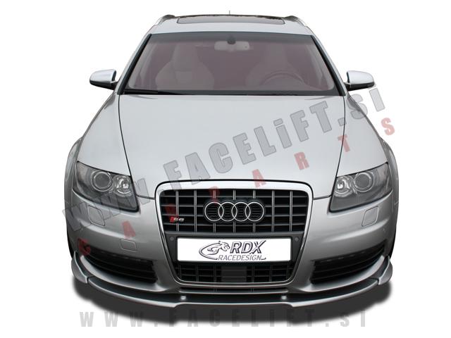 Audi A6 / 4F C6 S-Line (04-08) / podaljšek sprednjega odbijača