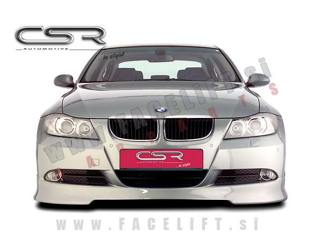 BMW 3 / E90 E91 (05-08) / podaljšek sprednjega odbijača
