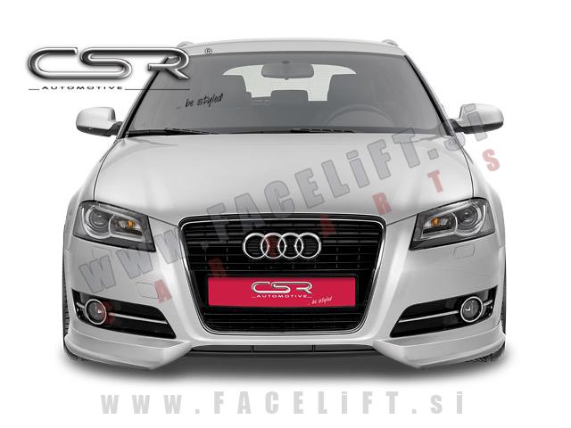 Audi A3 / 8P (08-12) / podaljšek sprednjega odbijača