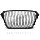 Audi A4 / B8 (11-15) / maska / RS izgled / črna (sijaj)
