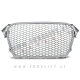 Audi A4 / B8 (11-15) / maska / RS izgled / srebrna (mat)