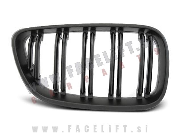 BMW 2 / F22 F23 (14- ) / ledvičke / črne (mat) / M2 izgled