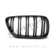 BMW 2 / F22 F23 (14- ) / ledvičke / črne (sijaj) / M2 izgled
