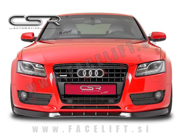 Audi A5 / 8T 8F (07-11) / podaljšek sprednjega odbijača