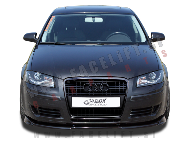 Audi A3 / 8P (05-08) / podaljšek sprednjega odbijača