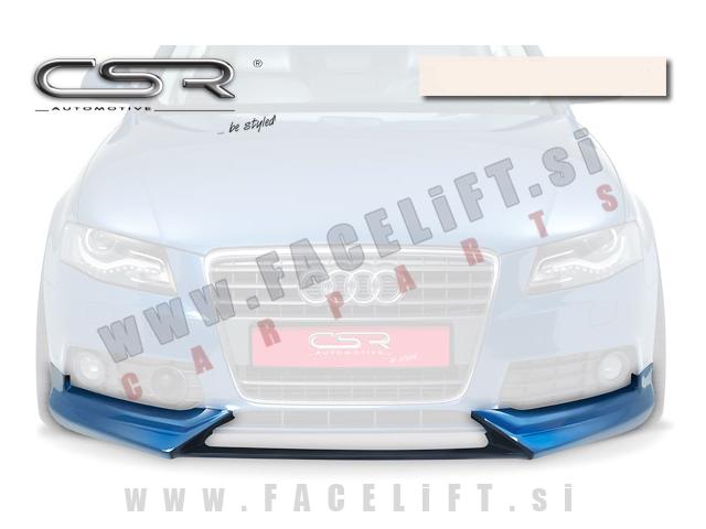 Audi A4 / B8 8K (08-11) / podaljšek sprednjega odbijača