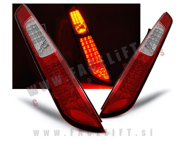 Ford Focus / DA (08-11) / zadnje LED luči