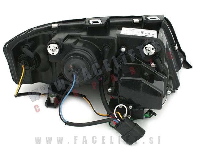 Audi A6 / C5 4B (01-04) / žarometi